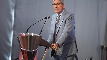 Μπερτομέου: «Δεν θα επέμβουμε στο ελληνικό μπάσκετ, δεν κινδυνεύει η θέση του Ολυμπιακού»
