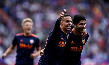 «Σεντονάτη» η Βαλένθια, στο Europa League η Εσπανιόλ!