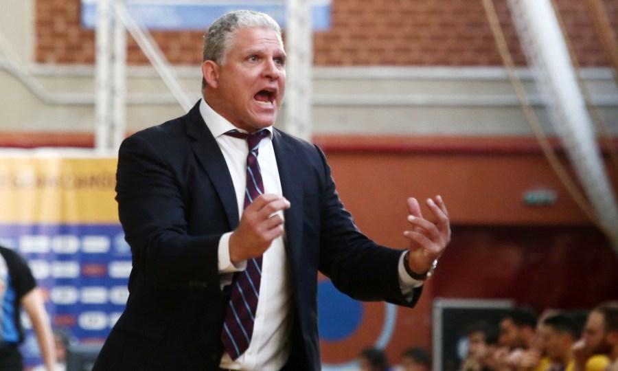 Μανωλόπουλος: «Να προσπαθήσουμε περισσότερο στο δεύτερο ματς»
