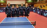 Η Εθνική πινγκ πονγκ γυναικών στα τελικά του Ευρωπαϊκού Πρωταθλήματος