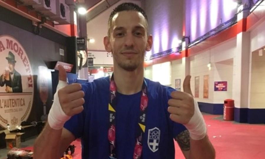 Ιστορία ο Τεληκωστόγλου, πέρασε στον τελικό των -80 κιλών του Παγκοσμίου Πρωταθλήματος ταεκβοντό