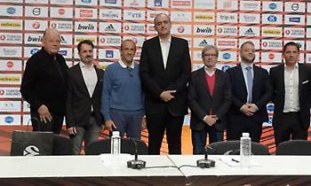 Το Eurohoops επίσημα Global Media Partner και στην Ένωση Προπονητών της Ευρωλίγκας!