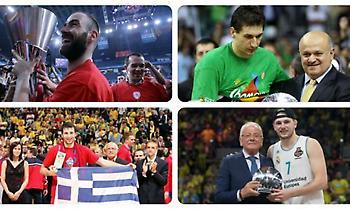 Ευρωλίγκα: Οι MVPs που έγραψαν ιστορία στα Final Fours! (videos)