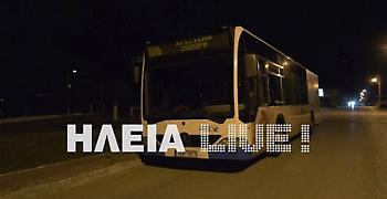 Αίσιο τέλος είχε η ομηρία ενός οδηγού ΚΤΕΛ στη Ζαχάρω Ηλείας από Ρομά