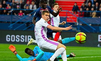 Ο Ένγκελς υποψήφιος για την ιδανική ενδεκάδα του φετινού γαλλικού πρωταθλήματος!
