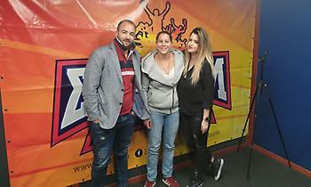 Μανωλιουδάκη στον ΣΠΟΡ FM 94,6: «Ονειρική η τελευταία μου εβδομάδα»