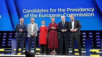 Ευρωεκλογές 2019: Οι υποψήφιοι που διεκδικούν την προεδρία της Κομισιόν