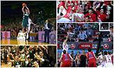 Ευρωλίγκα: Top 5 σουτ σε τελικό του Final Four (videos)