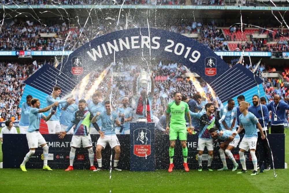 Μάντσεστερ Σίτι: Πρώτη αγγλική ομάδα με 50 νίκες σε όλες τις διοργανώσεις!