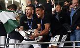 Μάτος: «Δεύτερο νταμπλ και όμιλοι Champions League»
