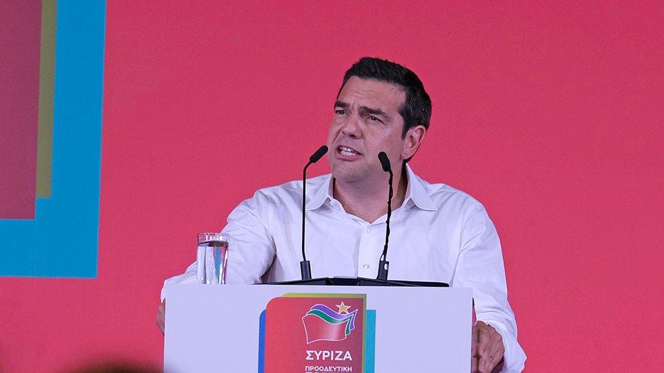 Τσίπρας από Πασαλιμάνι: Το ποιος θα κυβερνήσει θα αποφασίσει ο λαός, όχι οι δημοσκόποι