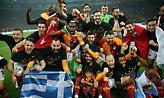 Πανηγύρισε με ελληνική σημαία την κούπα της «Γαλατά» ο Μήτρογλου