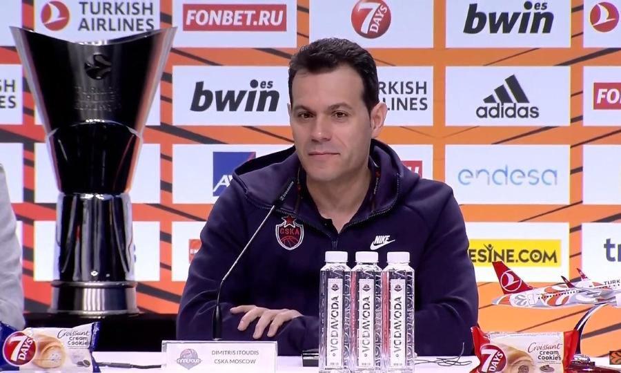 Πρώτος Έλληνας προπονητής με 2 Ευρωλίγκες ο Ιτούδης, στις 4 έφτασε ο Χάινς!!