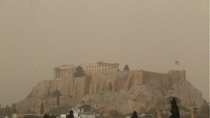 Καιρός: Αέρας... Αφρικής με 30άρια, νεφώσεις και σκόνη