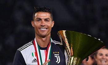 Το πρώτο πρωτάθλημα του Κριστιάνο στην Ιταλία (pic)