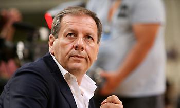 Μ. Αγγελόπουλος: «Αυτοκτονική η απόφαση του Ολυμπιακού»