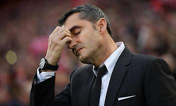 Βαλβέρδε: «Δύσκολα στον τελικό ο Ντεμπελέ, δεν ξέρω ακόμη για Κουτίνιο»