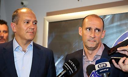 Ζέρβας: «Ο Ολυμπιακός θεωρεί ότι τον κοροϊδεύουν οι άλλες ομάδες»