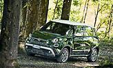 Fiat 500L: Ανετο, πρακτικό και ταξιδιάρικο