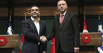 Στην Αθήνα τουρκικό κλιμάκιο για τα Μέτρα Οικοδόμησης Εμπιστοσύνης