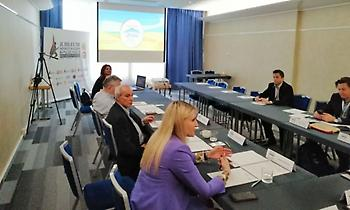 Οι Μεσογειακοί Παράκτιοι Αγώνες της Πάτρας στη συνεδρίαση της AIPS Europe