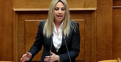 Γεννηματά: Δεν υπάρχει ντέρμπι γιατί ο ΣΥΡΙΖΑ έχει χάσει τον λαό