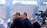 Ενημέρωσε την αστυνομία ότι δεν κατεβαίνει ο Ολυμπιακός