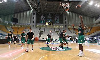 LIVE: Παναθηναϊκός-Ολυμπιακός (19:00)