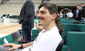 Στο ΟΑΚΑ ο Δημήτρης Γιαννακόπουλος (pics)