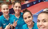 Ήττα με χαμόγελα στην Μπρατισλάβα για την Εθνική πινγκ πονγκ γυναικών