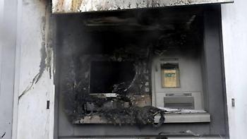 Νέες επιθέσεις σε ΑΤΜ σε Αγία Παρασκευή και Κυψέλη