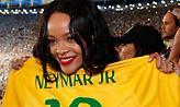 Ο Νεϊμάρ σνόμπαρε τον Εμπαπέ για να πάει σε πάρτι της Rihanna (pic)