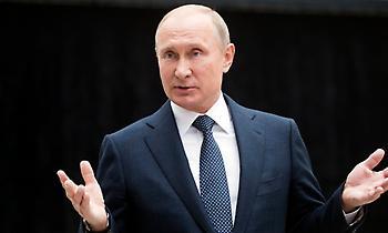 Συνεχάρη την ΤΣΣΚΑ για την Ευρωλίγκα ο Πούτιν