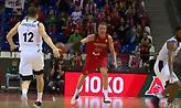 Οι κορυφαίες ασίστ της σεζόν στη VTB League (video)