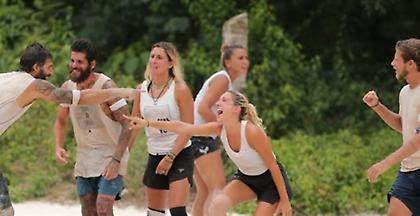 Survivor: Νίκη και έπαθλο για την Άσπρη ομάδα - Τραυματίστηκε η Αφροδίτη