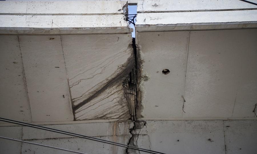 Κατάθεση Τσελέντη για τη ρωγμή στη γέφυρα στο Φαληρικό Δέλτα (pics)