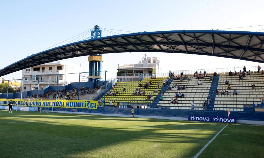 Προτάσεις για το νέο γήπεδο καταθέτει ο Παναιτωλικός