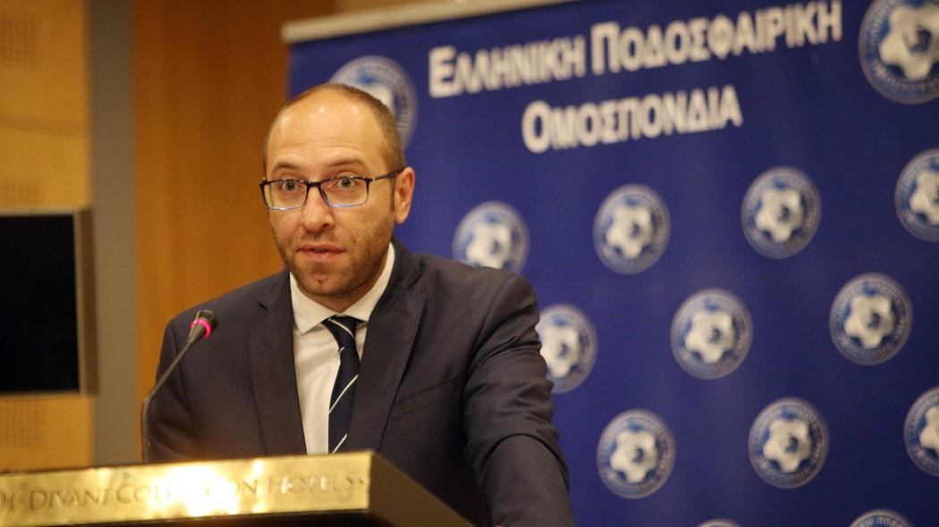 Απολογισμός από FIFA για ΕΠΟ και Περέιρα