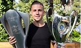 Κορυφαίος του Κυπέλλου στον ΠΑΟΚ ο Πέλκας