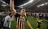 Λαμπρόπουλος: «Αγάπησα την ΑΕΚ - Κρατάω μόνο τις μεγάλες στιγμές που ζήσαμε»