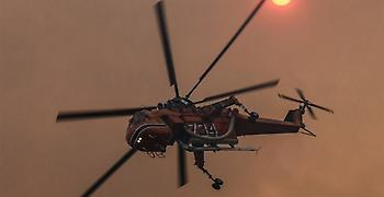 Η Ελλάδα δεν συμμετέχει στον κοινό πυροσβεστικό στόλο της ΕΕ παρά το Μάτι