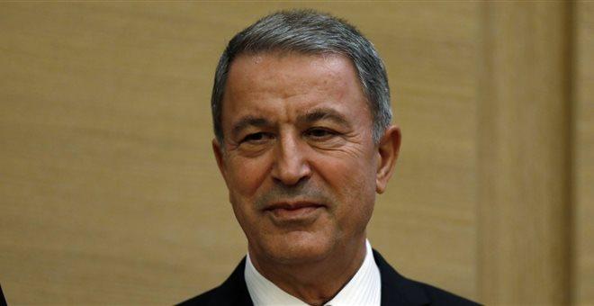Ακάρ: «Στην Αθήνα συζητάμε όλα τα θέματα για Αιγαίο, Κύπρο, ανατολική Μεσόγειο»
