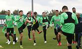 Παγκάκης: «Πολύ πιθανό να πάρουν το 60% οι παίκτες του Παναθηναϊκού»
