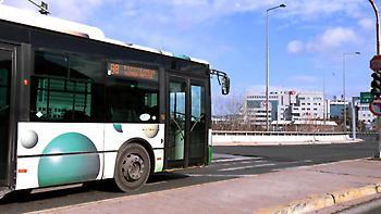Καθυστερήσεις στα αστικά λεωφορεία λόγω απεργιών στη ΔΕΠΑ