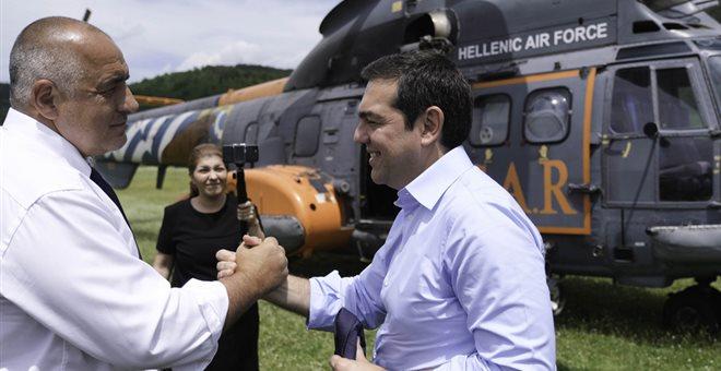 Η υποδοχή Τσίπρα στη Βουλγαρία και ο διάλογος με Έλληνα πρώην αξιωματικό