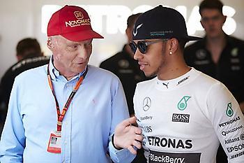 Times: «Ο Λάουντα έπεισε τον Χάμιλτον να πάει στη Mercedes»