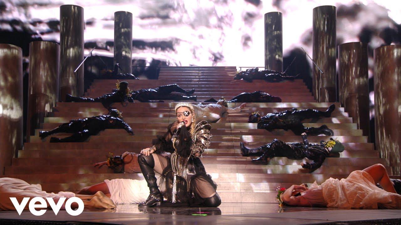 Μαντόνα: «Έκοψε» στο κανάλι της τις παραφωνίες στον τελικό της Eurovision