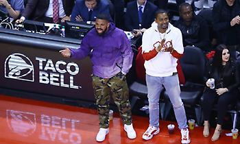 Πόλεμος Μπακς- Drake λόγω… Aντετοκούνμπο