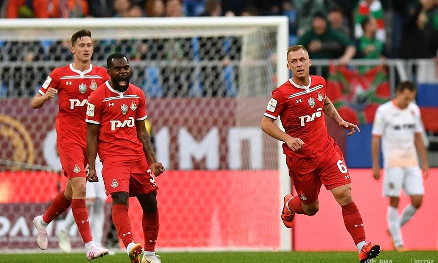 Κυπελλούχος Ρωσίας η Λοκομοτίβ Μόσχας