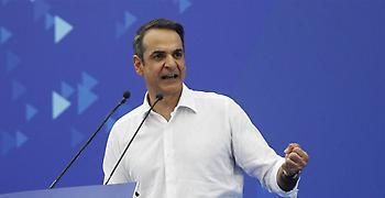 Μητσοτάκης: Σε 4 ημέρες η Ελλάδα τελειώνει με τον ΣΥΡΙΖΑ